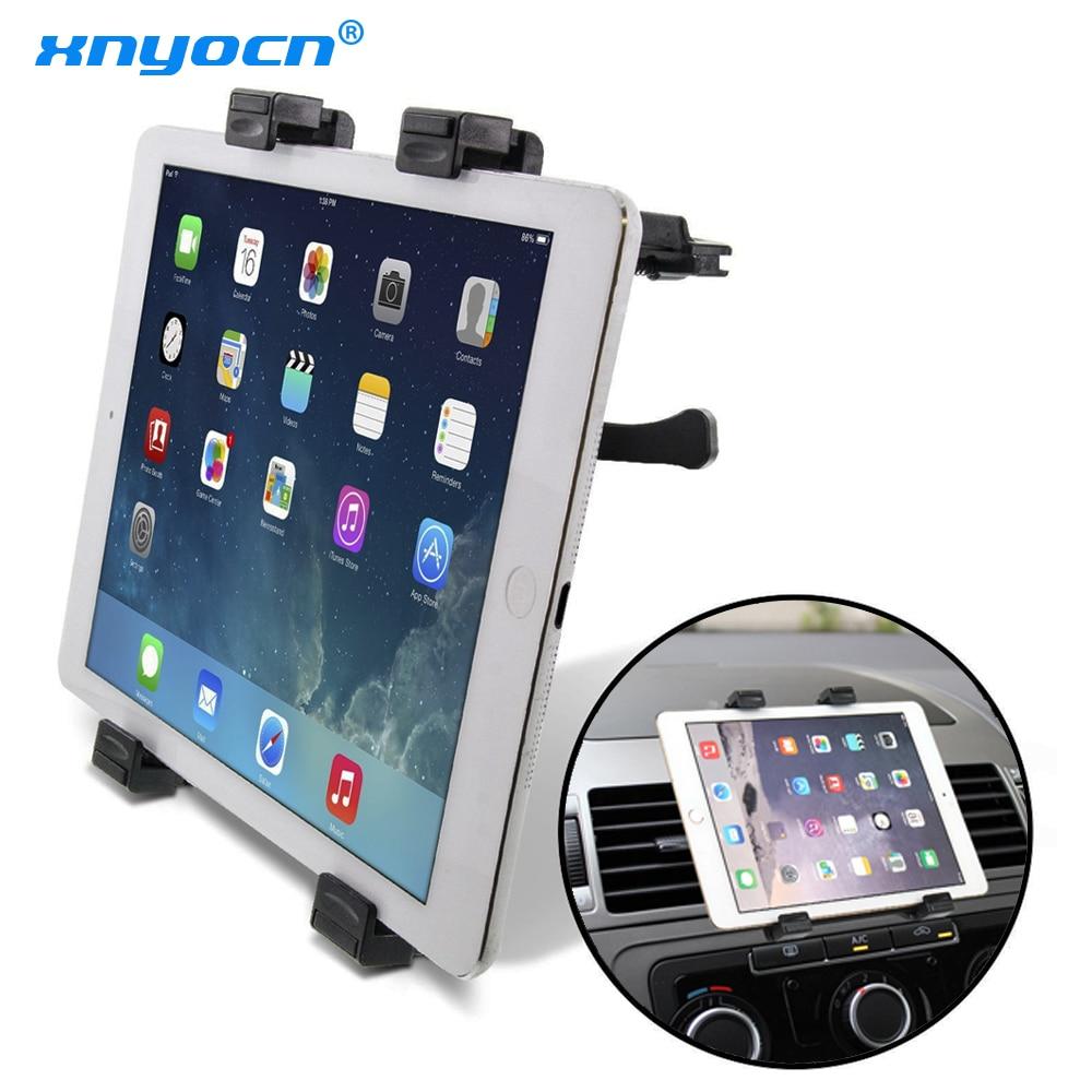 Автомобильный держатель для Samsung Tab A6 7,0 10,1 дюймов, универсальный держатель для планшета 7,9 8 9,7 10,5 дюймов, автомобильный держатель для автомоб...
