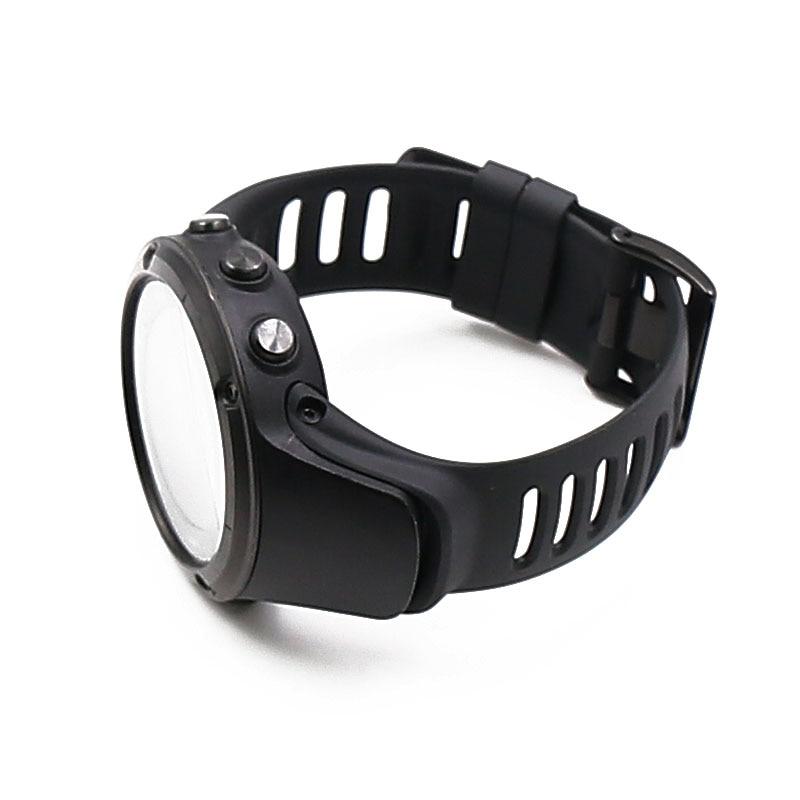Купить с кэшбэком Men watch Rubber strap pin buckle watch accessories outdoor sports waterproof strap women for Suunto ambit3 1 2R 2S 3PEAK band