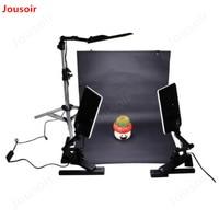 NanGuang NGCNT96/3K LED Photo Lighting 3 Heads Kit CN-T96 for Photography CD15
