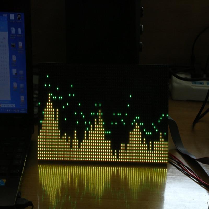 DIY 6 Display Modes V3 Music Spectrum Display LED Audio Spectrum enlarge