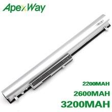 ApexWay LA04 Batterie pour HP Pavilion TouchSmart 14 15 248 340 350 15-B119TX B003TX B004TX LA04041 LA04041DF F3B96AA TPN-Q132