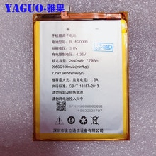 High Quality Original For FLY IQ4516 BL-N2000B New Mobile Phone Lithium 2050mAh battery Replacement
