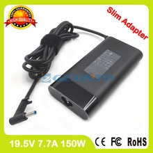 19.5 V 7.7A Slim ac adaptör ADP-150XB B laptop şarj cihazı HP Pavilion 15-bc001tx 15t-bc200 15-bc223tx 17t-ab200 Omen 17-w000