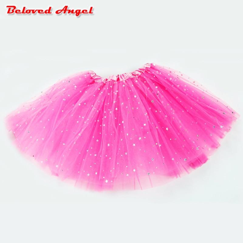 2019 модная юбка пачка для девочек, детские юбки принцессы для девочек, прекрасное бальное платье, юбка пачка, детская одежда, одежда для детей 2 8 лет|Юбки| | АлиЭкспресс