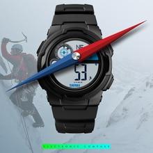 Luxury Men Wristwatch Top Brand SKMEI Men's Digital Sport Watch Calorie Pedometer Compass Electronic Clock Waterproof Stopwatch