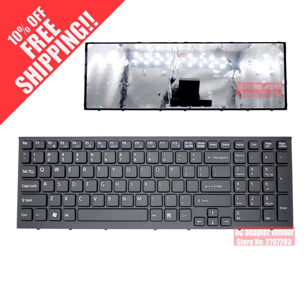 Клавиатура для ноутбука Sony Vaio VPCEB Series PCG-71212T