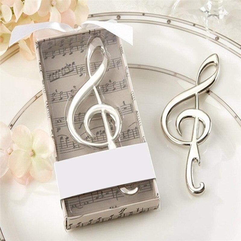 Abrebotellas personalizado De acero inoxidable con notas musicales, Abridor De cerveza De...