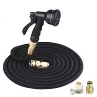 magic retractable garden hose flexible garden hose high pressure car hose plastic watering hose sprinkler for garden irrigation