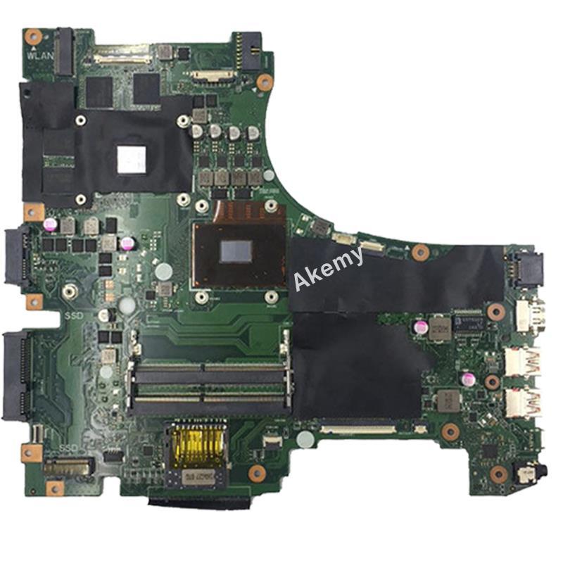 AK ROG GL553VW Laptop motherboard for ASUS GL553VW GL553VD GL553E GL553V GL553 Test original mainboard I7-6700HQ GTX960M
