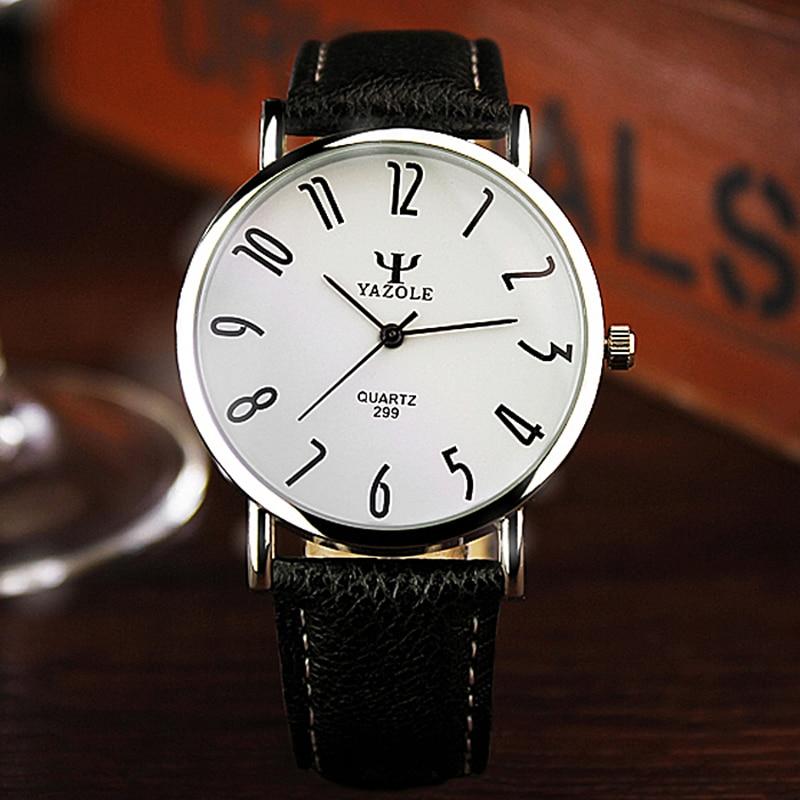 Reloj para Hombre Reloj yazol de lujo para Hombre, Reloj deportivo de moda para hombres, Reloj para Hombre 2019 Saati