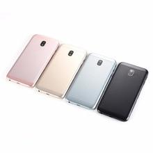 Voor Samsung Galaxy J3 2017 J3 Pro J330 J330F Behuizing Midden frame Battery Back Cover