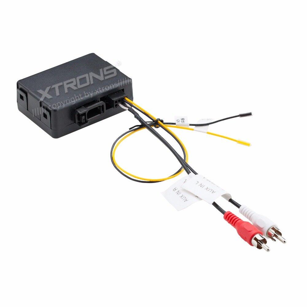 Xtrons fobb01 caixa de decodificador de fibra óptica para mercedes-benz cl/cls/e/s/sl/slk series//também tem fobb02 fobb03