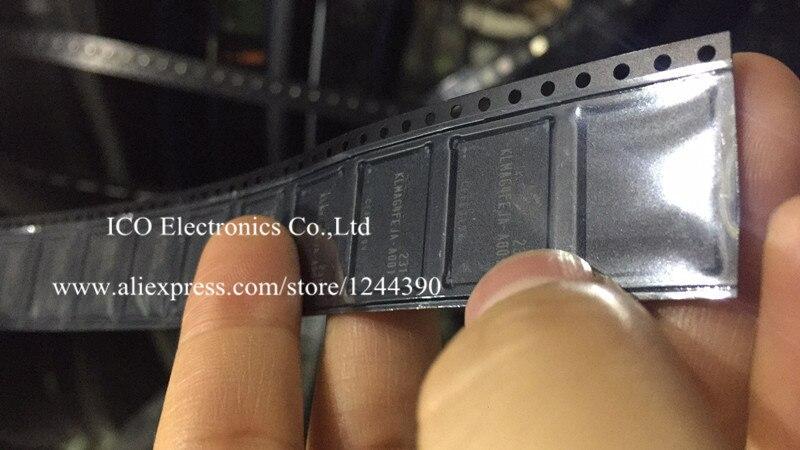 Nuevo para Samsung N8000 eMMC Note 10,1 chip de memoria flash NAND IC con firmware programado 16GB KLMAG4FEJA-A001 A002
