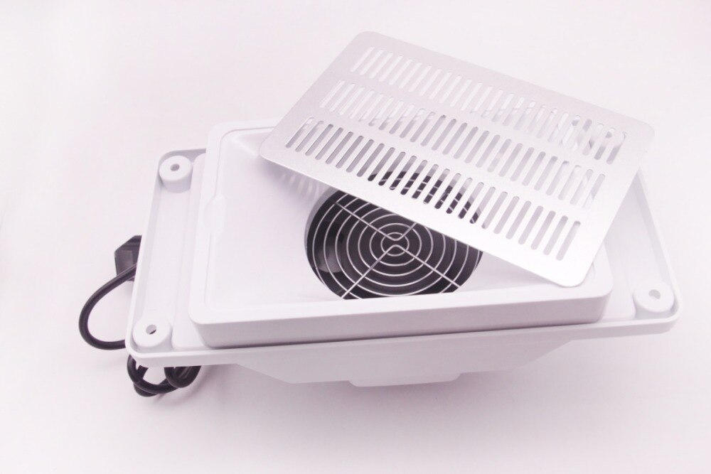 30 W מכונה אספן אבק מסמר יניקת שואב אבק עם 2 שקים סלון כלי, מסמר שולחן אוהד טיוטה