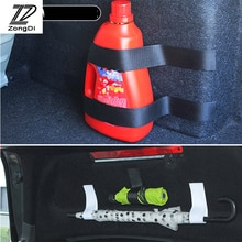 ZD 1Set Car Trunk Storage Organizer Net Tapes For Fiat 500 Opel Insignia Suzuki Swift Sx4 Hyundai Ix35 Creta Ix25 Nissan Juke