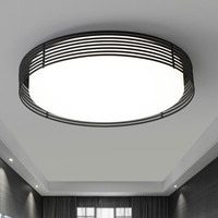 LED Dome flush mount ceiling lights modern for drawing room switch or remote brightness dimmer ceiling lamp AC100v-265v