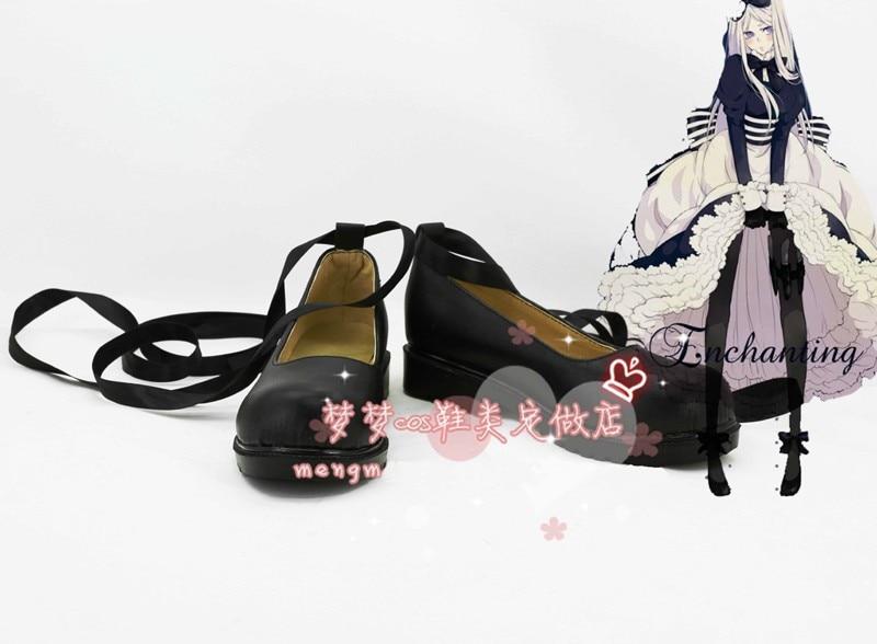 APH Axis Powers hetalia Natalia Alfroskaya Bielorrusia Cosplay zapatos de anime para Halloween botas hechas a medida
