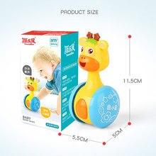 Bébé hochets gobelet poupée jouets cloche musique apprentissage éducation jouets cadeaux pour 0-12 mois YH-17