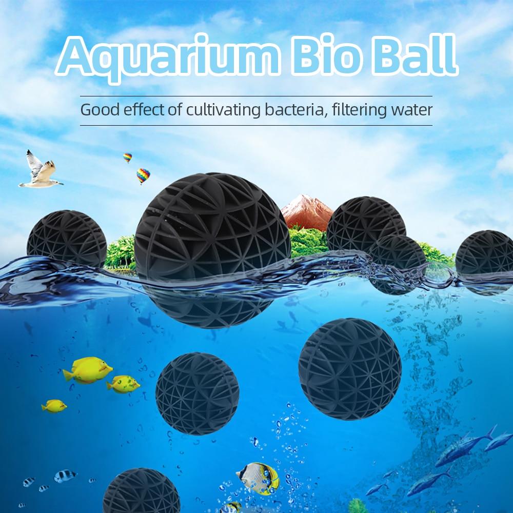 Filtro de Acuario, biobolas, portátil, húmedo, seco, algodón para bomba de aire, bote para limpiar peces, tanque, estanque, arrecife, esponja, envío multimedia, ee.uu.