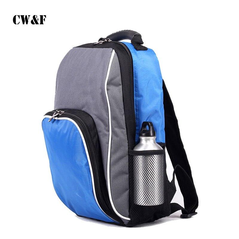 Bolsa térmica de nuevo estilo, bolsa refrigeradora para congelador, bolsa de almuerzo para compras con doble hombro, bolsa de refrigerador