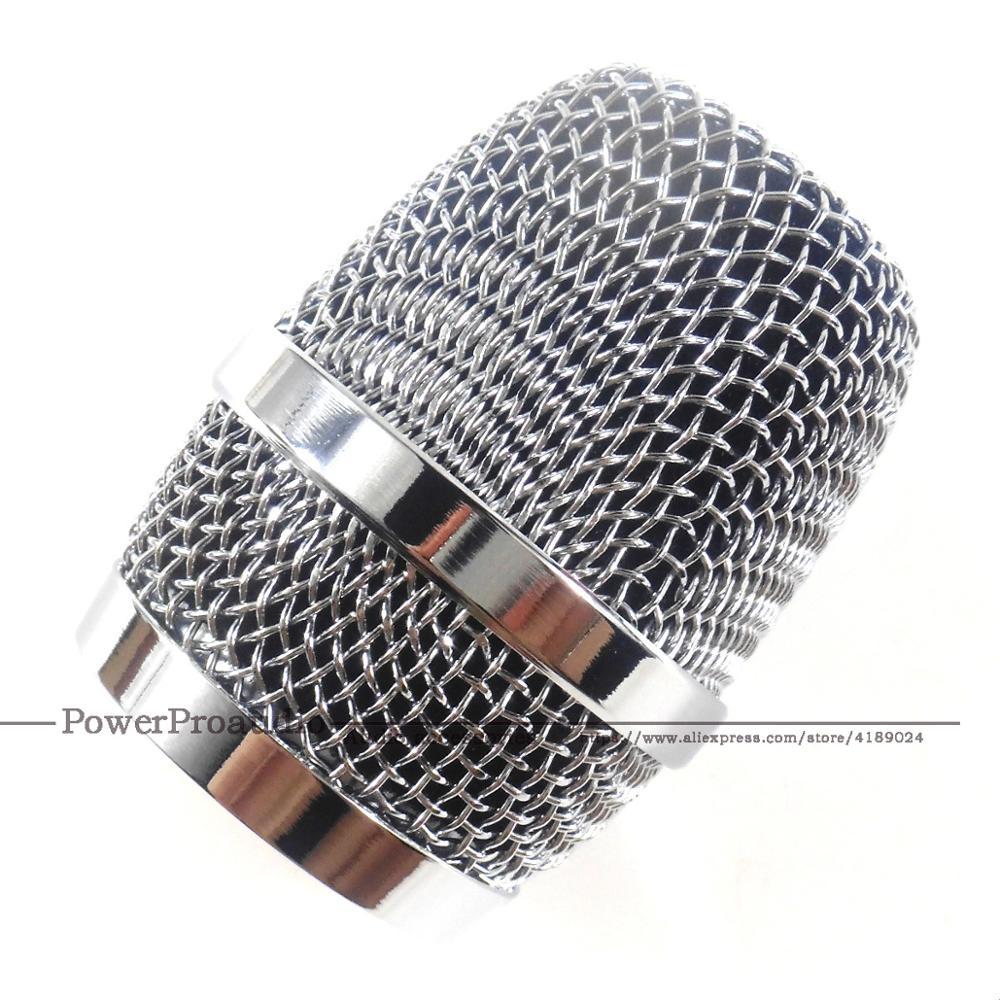 Rejilla de cabeza de micrófono para micrófonos inalámbricos sennheisers EM3031 SKM5200