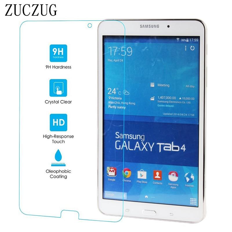 Für Samsung Galaxy Tab 4 8,0 inch Gehärtetem Glas Für Samsung Tab 4 Screen Protector T330 T335 T337 Gehärtetem Glas