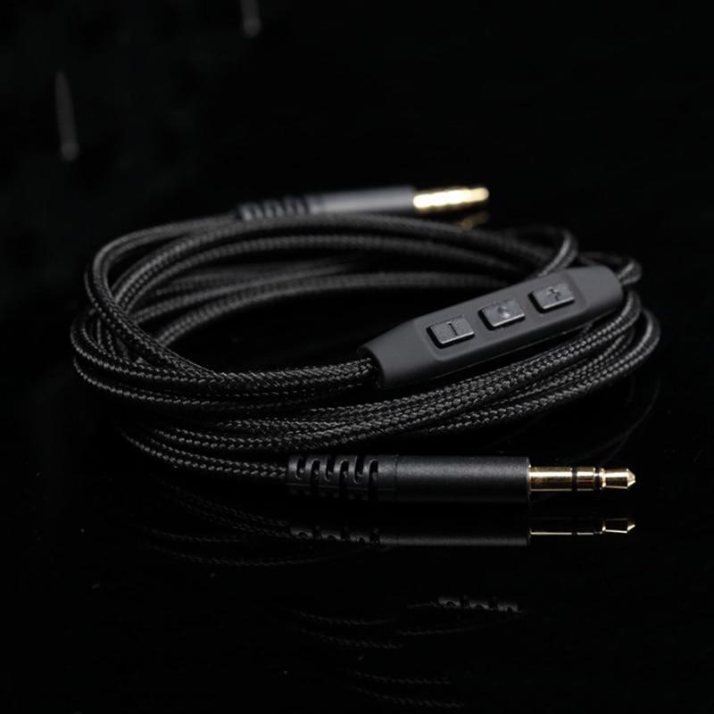 Cable auxiliar de Audio, conector macho de 3,5mm a macho de 3,5mm,...