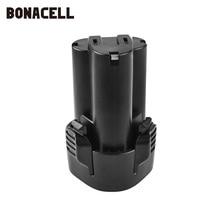Bonacell-batterie Li-ion 4000 mAh, 10.8 V, pour makita-bl1014, BL, 1013, LCT203W, 1014-6, 194550-4, DF030D