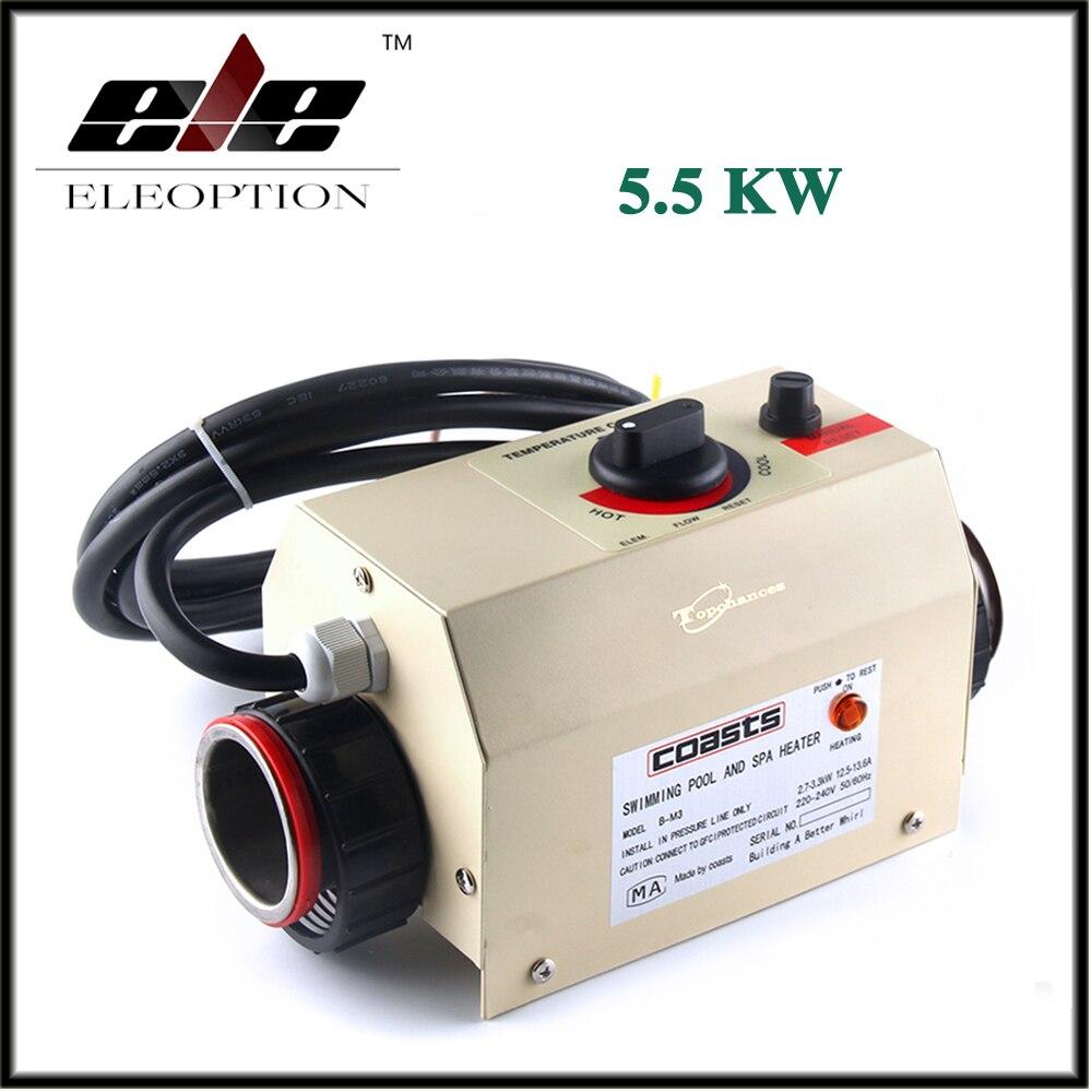 Posavasos de alta calidad 220-240V 50HZ termostato de agua para el hogar pequeña piscina y SPA