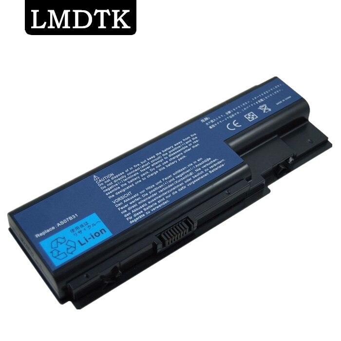 LMDTK nuevo 8 celdas de batería del ordenador portátil para Aspire 6920-6422 de 5940G 7320G 7535 8942G 8940G 7738G 736ZG 7540G envío gratis