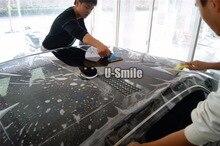 3-слойная прозрачная Автомобильная защитная пленка PPF для краски от царапин для автомобиля Размер 1,52*15 м/рулон