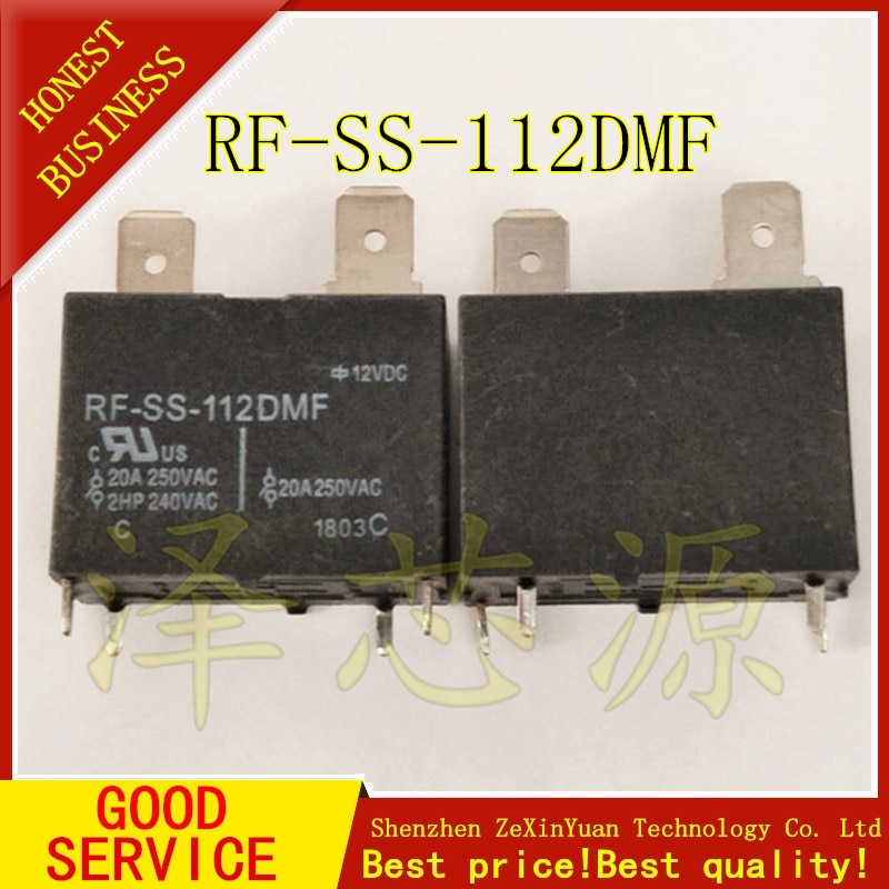 RF-SS-112DMF 12VDC 20A