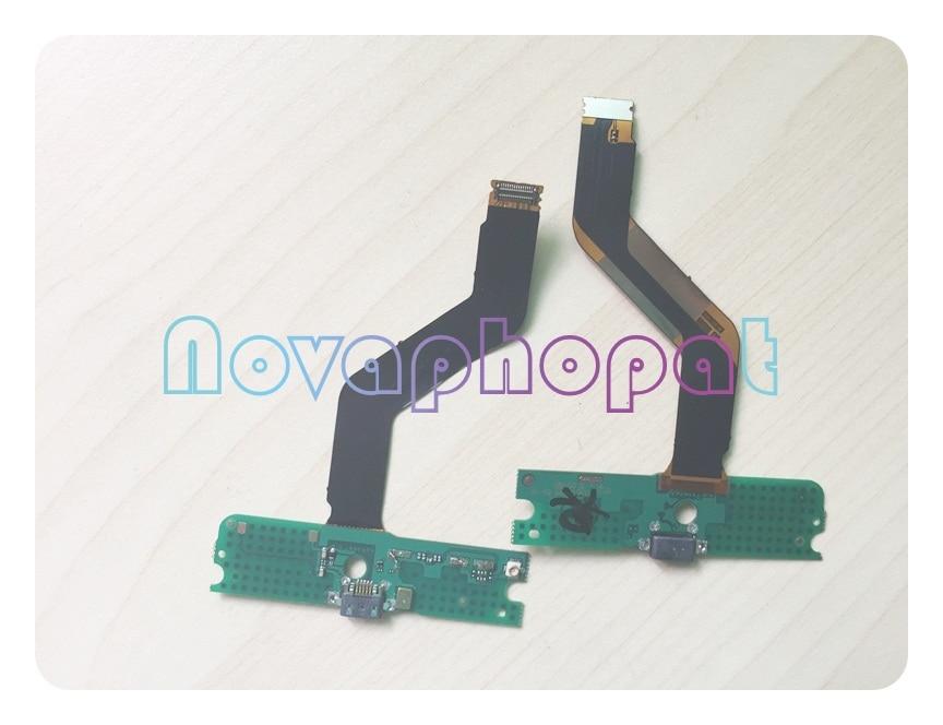 Novaphopat Flex de carga para Nokia Lumia 720 cargador conector Puerto micro...