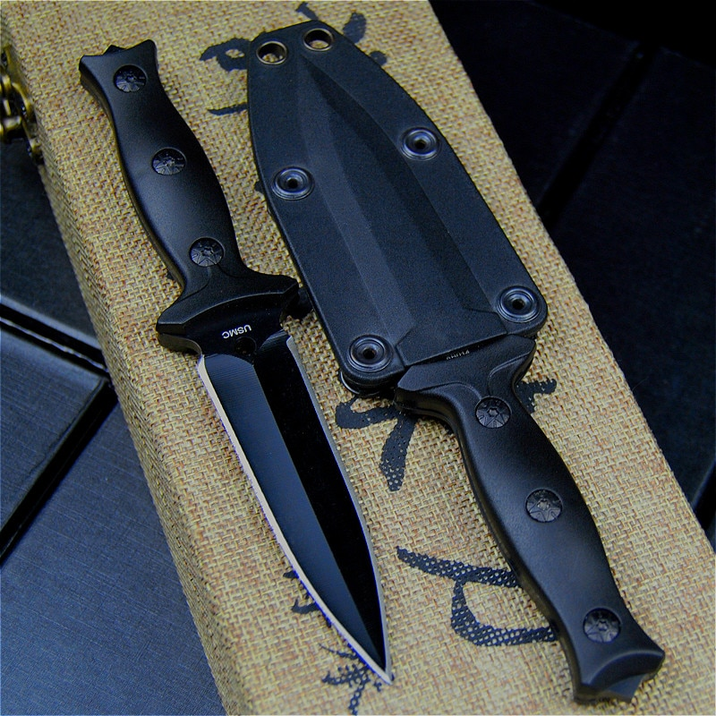 High Quality Steel Pocket Tactical Knives Fixed Blade Knife Survival Rescue Tools Hunting Knives Hun