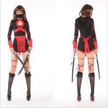 Halloween Cosplay Costumes Ninja Bar Ds scène uniforme jeu de rôle photographie Photo mascarade fêtes