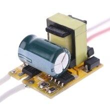 1-3W LED dalimentation pilote convertisseur électronique transformateur courant Constant 240-260mA DC 3-12V