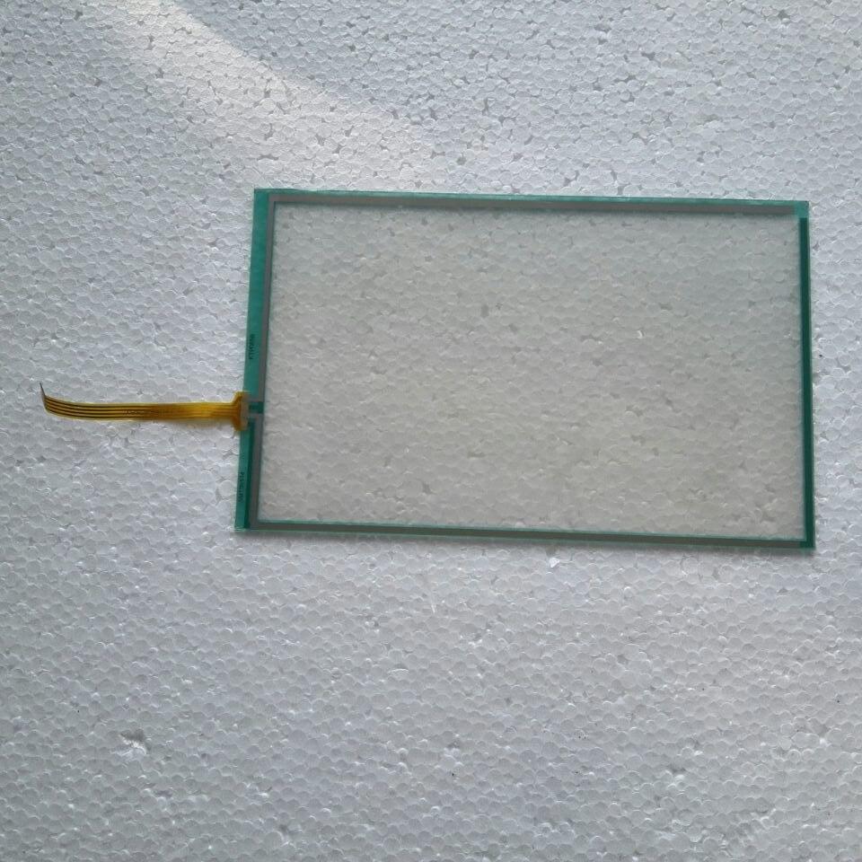 PFXGE4501WAD GC-4501W 10.1 بوصة تعمل باللمس لوحة زجاج + غشاء فيلم ل HMI لوحة إصلاح ~ تفعل ذلك بنفسك ، جديد ويكون في الأسهم
