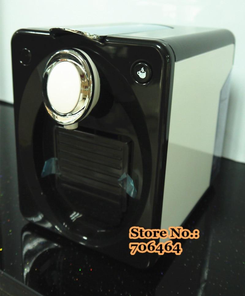 Blanco semiautomático Lavazza punto cápsula café máquina no rentable espresso cafetera cappuccino