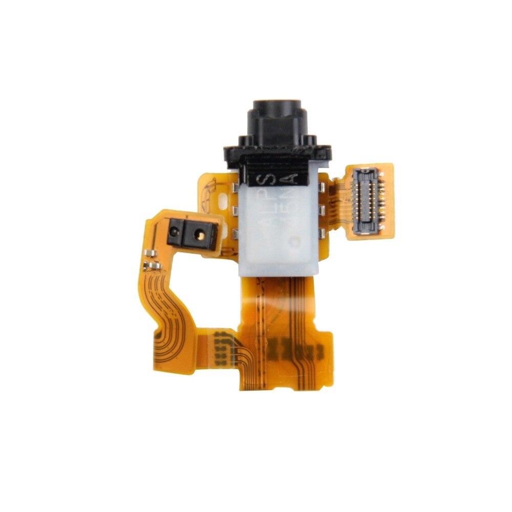 Auricular Jack Flex Cable reemplazo para Sony Xperia Z3 compacto/D5803/D5833