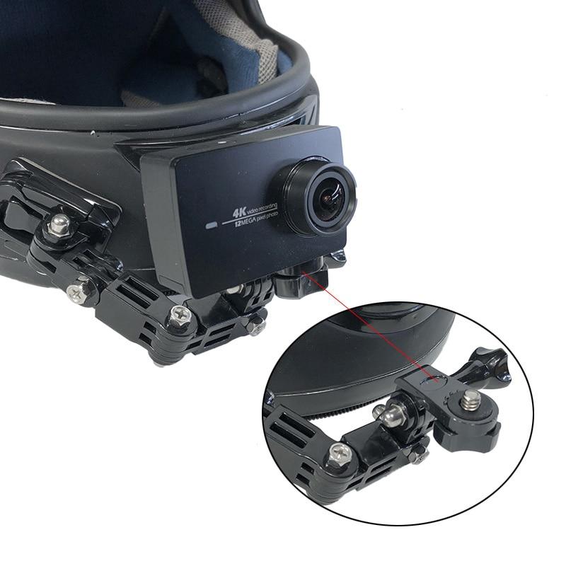 Комплект аксессуаров для экшн-камеры YI 4K для Xiaomi Mijia Mini XiaoYi YI/2/II/4 K/Lite/1080 P крепление YI 4 K/Plus комплект шлемов для камеры Gopro
