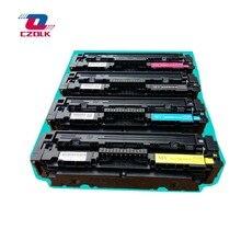 Nuevo compatible CF410A CF411A CF412A CF413A cartucho de tóner para HP LaserJet pro M452DW M452DN M452NW M477FDW M477FNW