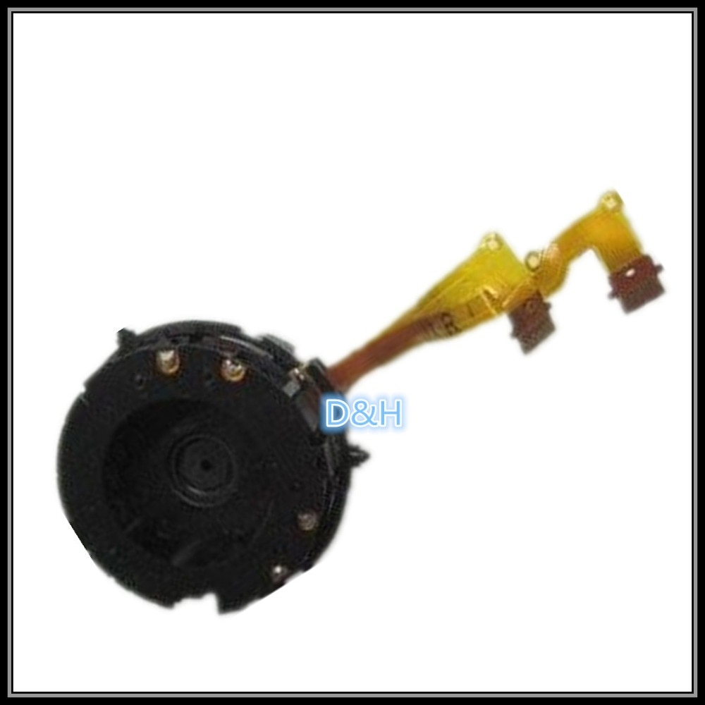 100% obturador Original UnitLens GRUPO DE APERTURA Flex Cable para Canon PowerShot G10 G11 G12 pieza de reparación