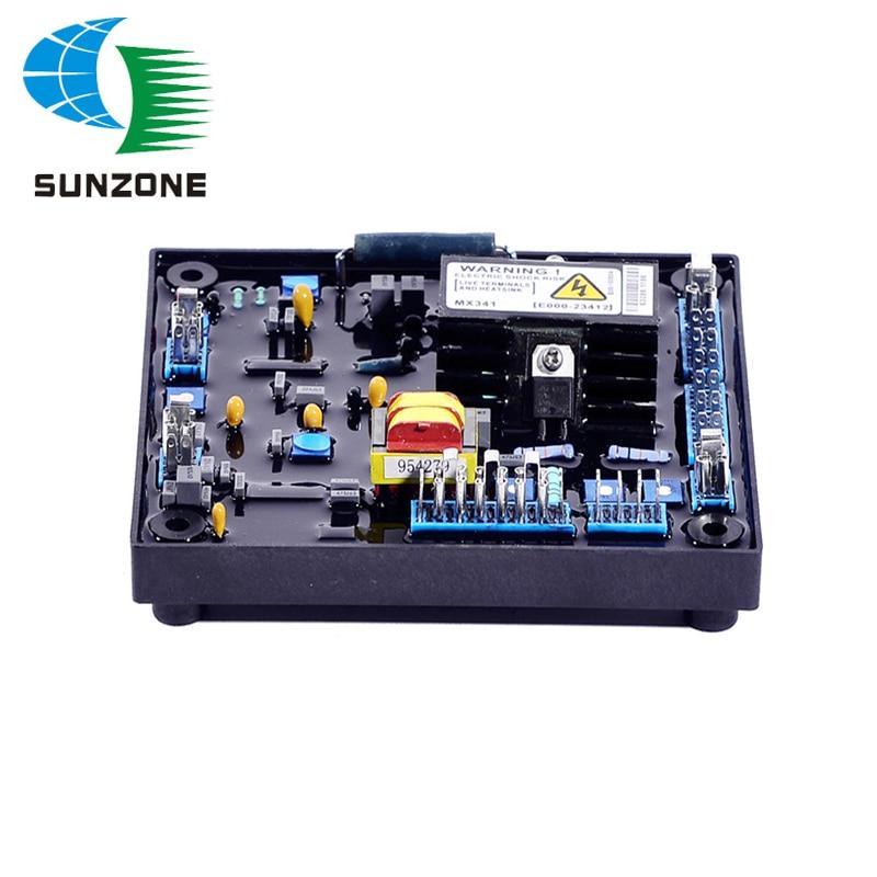 MX341 AVR для Stamford генератор, MX341 генератор регулятор напряжения