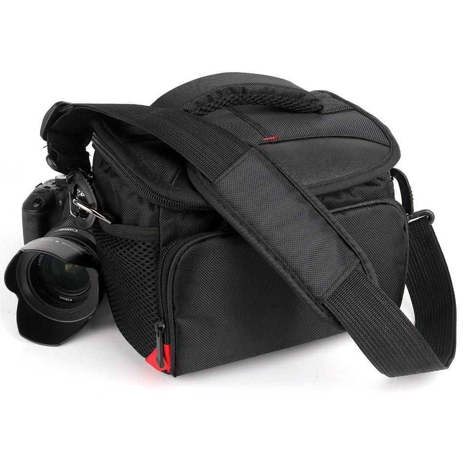 Cámara resistente al agua bolsa caso para Sony Alpha A6500 A6300 A6000...