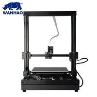 WANHAO D9/300 Mark II Large Format FDM 3D Printer Duplicator 9/300 MK2 Large Print Size 300*300*400mm Industrial Desktop Printer