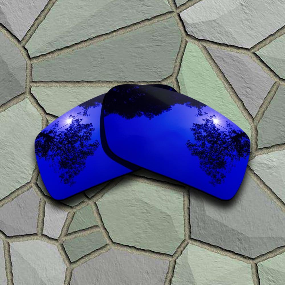 Фото - Violet Blue Sunglasses Polarized Replacement Lenses for Oakley Gascan очки oakley oakley c 3 gascan черный onesize