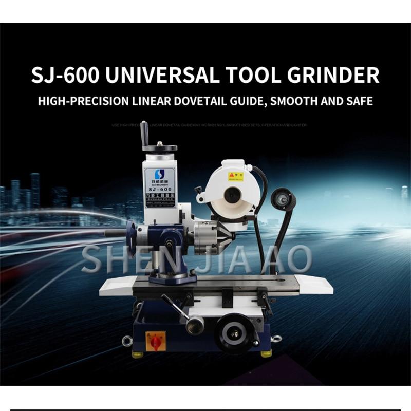 1PC SJ-600 multi-fonction meuleuse Machine outil universel meuleuse Machine tournant fraise Bit meuleuse outil 110/220/380V