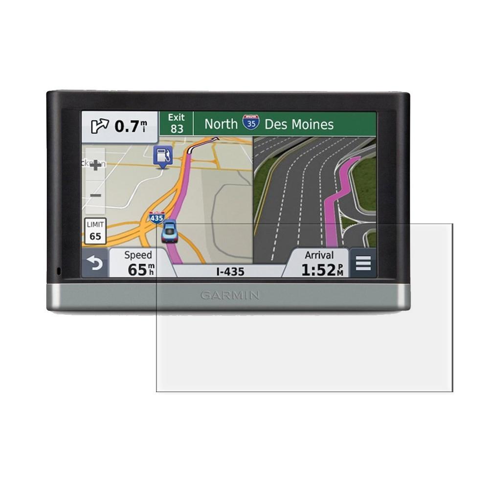 "3x Anti-Scratch Clear  LCD Screen Protector Shield Film for Garmin Nuvi 2597 2597LT 2597LM 2597LMT GPS 5"" GPS"