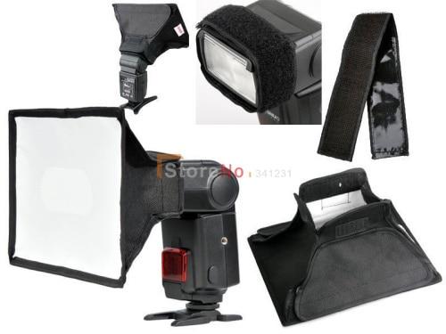 10 piezas 20x30 cm Flash softbox difusor para 430EX SB900 SB600 YN560II YN468 YN565EX YN460II YN568EX YN460 Speedlite flash