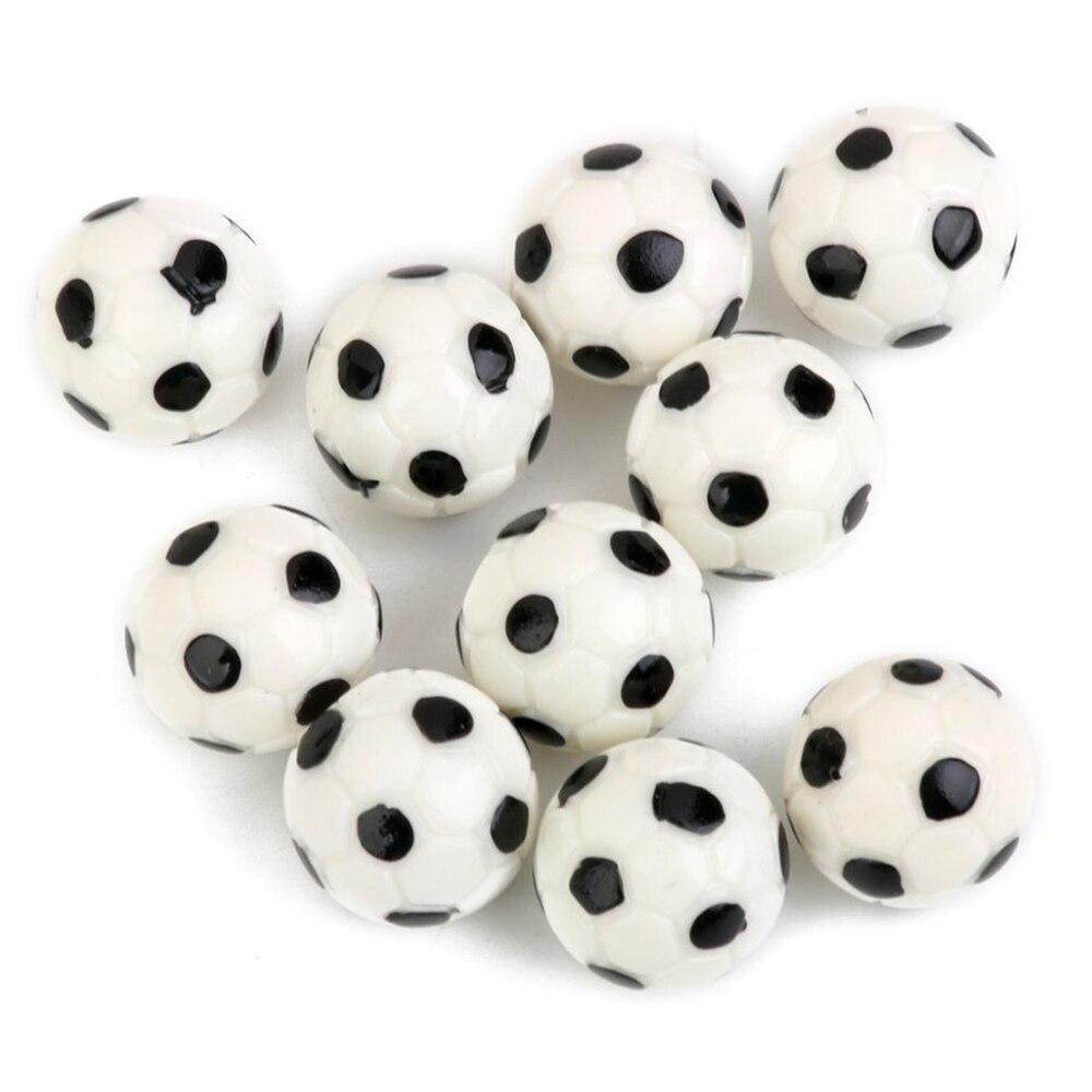 AIMA кукольный домик Миниатюрный бонсай Ремесло Сад Пейзаж Сделай Сам футбольные мячи Декор 10 шт